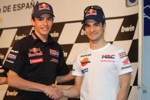Juarai Moto2, Marques Berduet dengan Pedrosa di MotoGP Musim Depan