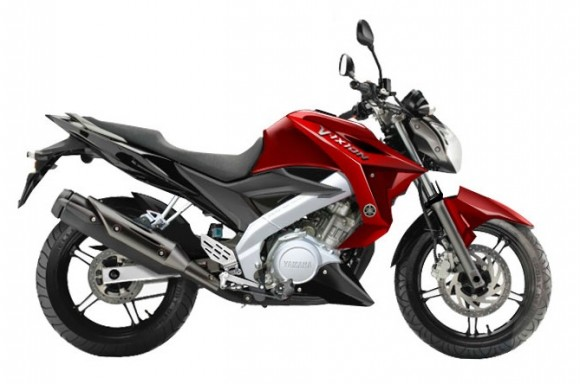Kehadiran New Yamaha V-Ixion
