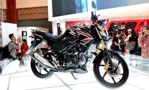 CB150R Streetfire diperkenalkan di Jakarta Motorcycle Show (JMCS) 2012