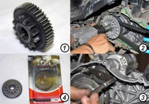 Cara Agar Meningkatkan Performance Motor Matik Tanpa Bongkar Mesin