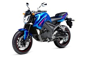 New Yamaha V-Ixion 2013