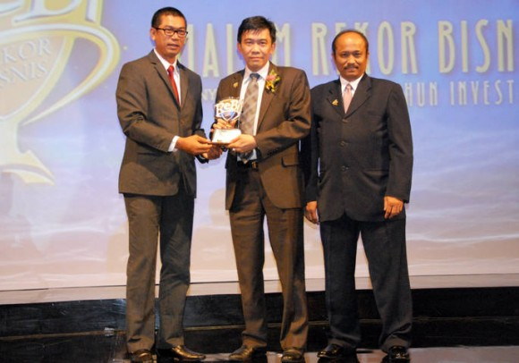 PT AHM Raih Penghargaan Pengakuan Prestasi Rekor Bisnis 8