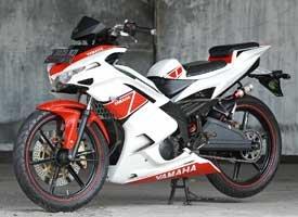 Modif Yamaha Jupiter MX135, 2005 (Probolinggo-Jawa Timur)