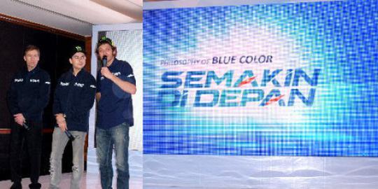 """PT Yamaha Indonesia Motor Manufacturing Luncurkan Logo Baru """"Semakin Di Depan"""""""