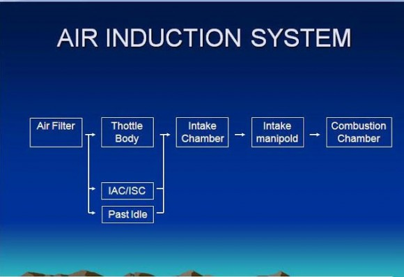 Skema air induction system