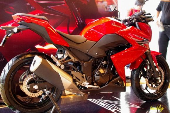 Harga Kawasaki Z250