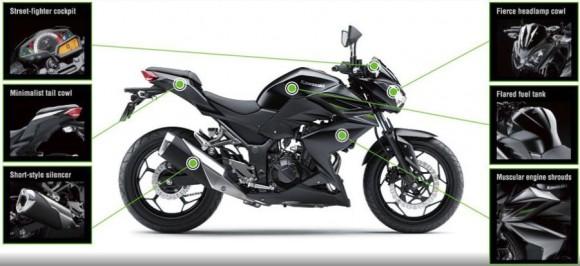 Harga dan Spesifikasi Lengkap Kawasaki Z250