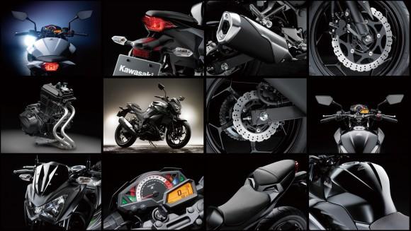 Spesifikasi Kawasaki Z250