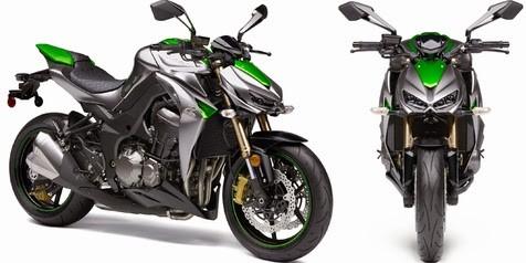 Kawasaki Z1000 Inovasi terbaru 2014 yang Canggih