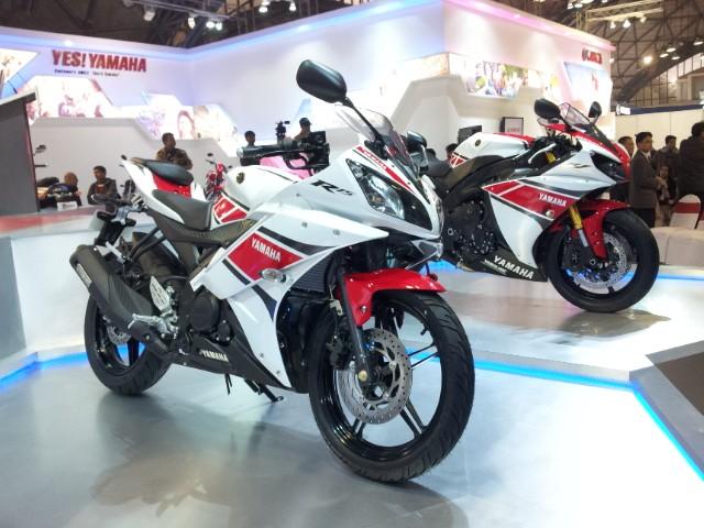 Yamaha YZF-R15 Ingin Meramaikan jalanan Indonesia