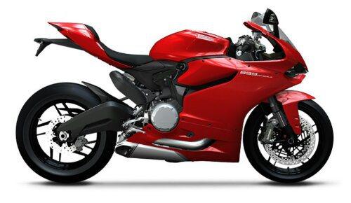 Ducati 899 Panigale Bukan Saingan Kawasaki