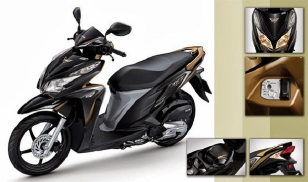 Honda Vario Techno 125 Teknologi Semakin Canggih dan Semakin Modern