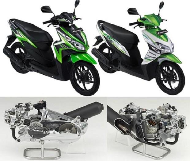 Meningkatkan performa kecepatan Honda vario 125