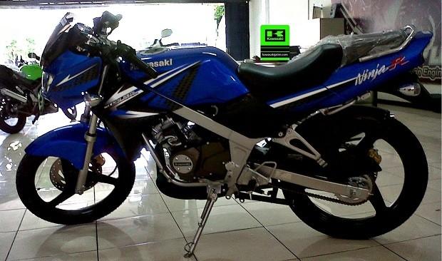 Perubahan Khusus dari Kawasaki Ninja 150 ss