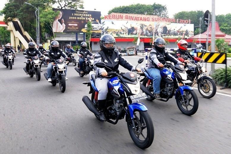 Verza Paling Irit dalam Ekspedisi Nusantara yang Diadakan Honda