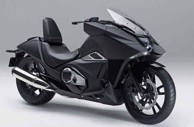 Honda NM4 menawarkan dimensi dan Konsep masa Depan