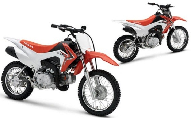 Honda crf110f yang Semakin Aman untuk Digunakan anak