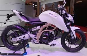 TVS Draken Concept hadir sebagai saingan Kawasaki dan Bajaj