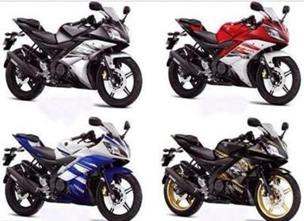 Yamaha R15 Idola baru Konsumen di tahun 2014