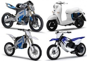 Yamaha serius menciptakan PES1 and PED1 bagi Dunia otomotif