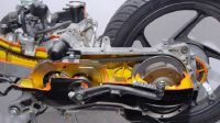 Akselerasi Tinggi untuk Matic dengan Perawatan Roller