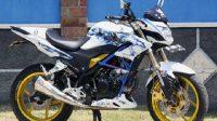 Honda CB150R dengan julukan Naga biru Yang Garang Namun Sporty