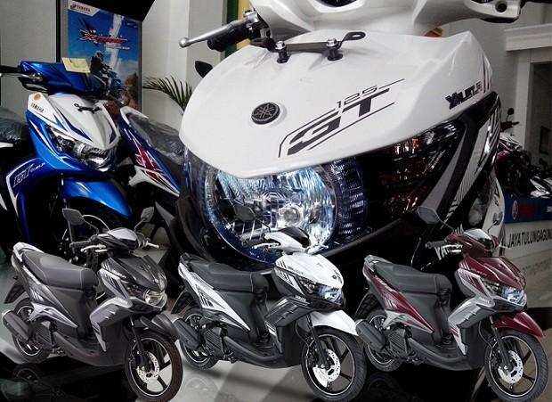 Idola baru di Kelas Matik Yamaha GT125 Eagle Eye