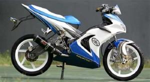 Konsep unik dari Ciri khas motor bebek Yamaha Jupiter Mx
