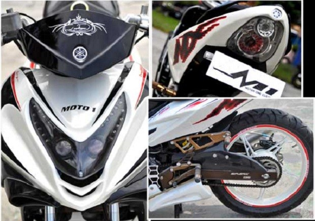 Inilah Yamaha Scorpio Versi Terbaru