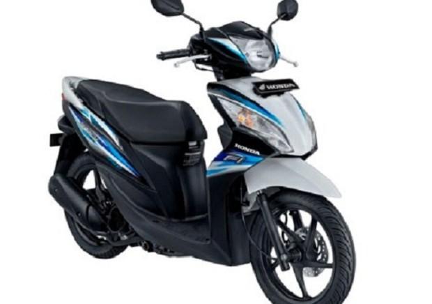 Stripe terbaru Honda Spacy 2015 untuk Menarik Minat Konsumen