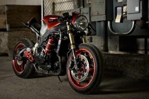 Honda CBR600F3 dengan Berubah Aliran dan Lebih Brutal