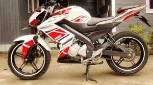 Modifikasi New Vixion Pakai Fairing Kawasaki z250 Tetap Fungsional