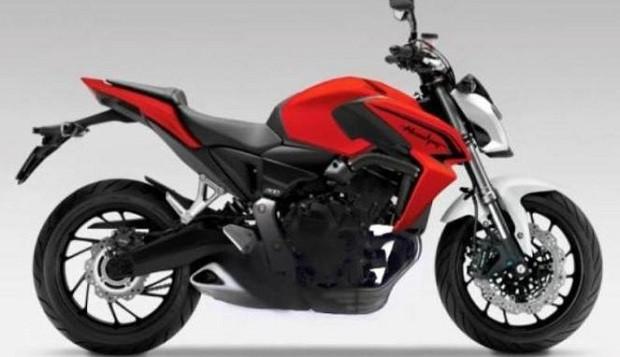 Menyambut Kedatangan Motor Hornet 800cc Honda