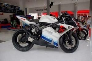 Kehadiran Dua Motor Baru TVS di tahun 2015 sebagai Pesaing kelas 250cc