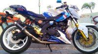 Konsep Yang Tidak Biasa dari Tampilan Yamaha R15