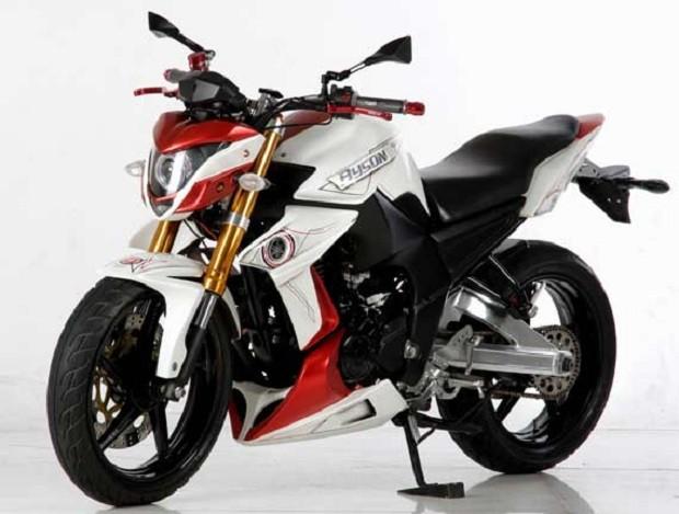 Modifikasi Minimalis Yamaha Byson Dengan Upgrade Sempurna