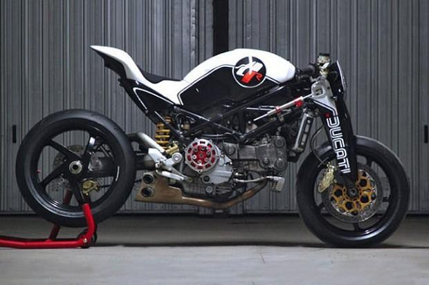 Sentuhan Berbeda Membuat Ducati Monster S4R Jadi Makin Gahar