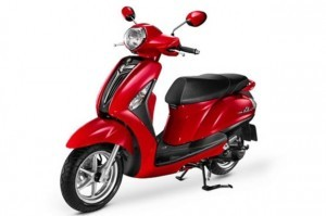 Kabar Model Terbaru Yamaha dengan Skutik Velg 12 inci