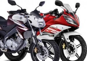 Melihat Perbandingan Yamaha R15 dengan New Vixion 2014