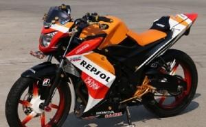 Modifikasi Tampilan Honda CB150R Sebagai Ajang Penyalur Hobi