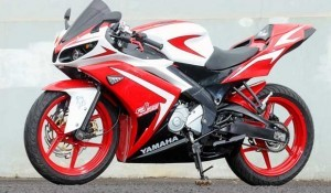 Paket Modifikasi Yamaha New Vixion Agar Tampil beda