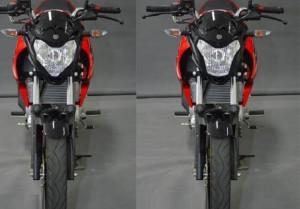 Penampilan New Vixion facelift dengan Desain Terbaru