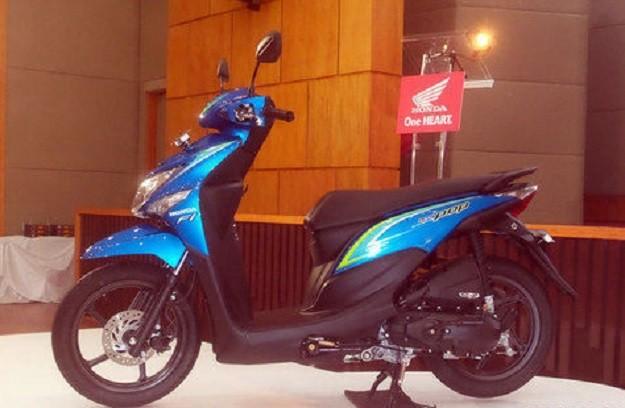 All-New Honda BeAT Tampil Dengan Teknologi Baru Dengan Lebih Bertenaga Dan Irit