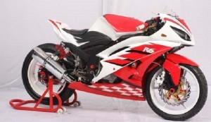 Dana Besar Untuk Tampilan Berbeda Honda Tiger