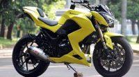 Gaya Modifikasi Motor Sport Jadi Trend Tahun 2014
