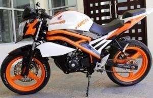Modifikasi Motor Sport CB150R dengan Konsep dan Desain Terbaru