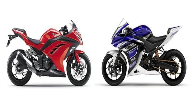 Yamaha YZF R25 Kompetitor Terberat Nama Besar Ninja 250