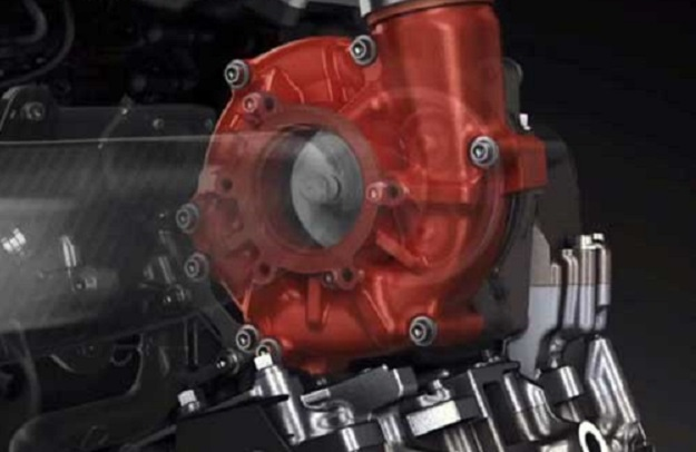 Kenali Perangkat Supercharger di Kawasaki H2