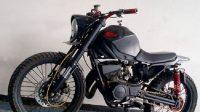 Konsep Modifikasi Terbaru Yamaha RX-King Jadi Lebih Tren di 2015