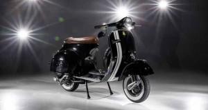 Modifikasi Vespa 150 VBB 1963 Tampil Dengan Kesan Klasik dan Bertenaga